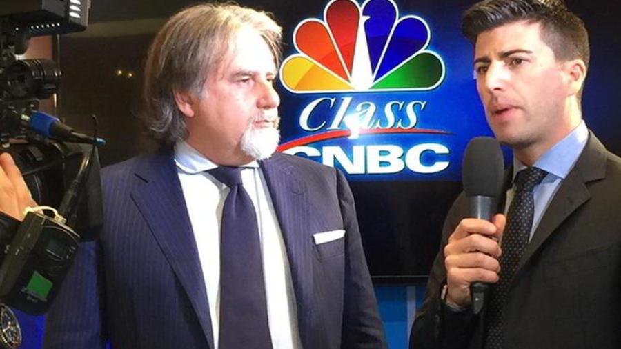 Marco Zoppi intervistato da Class CNBC