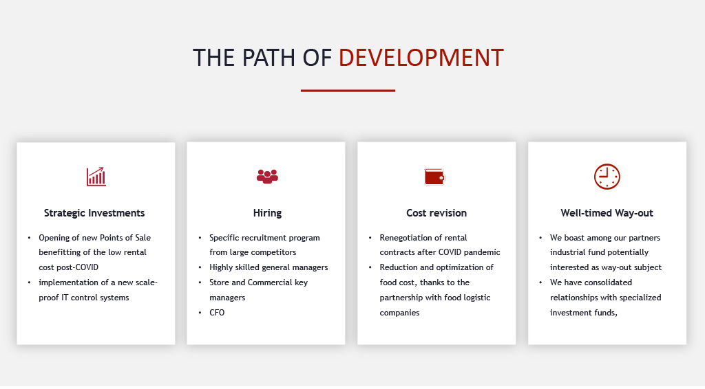 The Path of Development